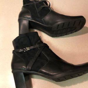 Baretrap  black booties